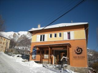 Maison du Parc national des Ecrins à Châteauroux Les Alpes
