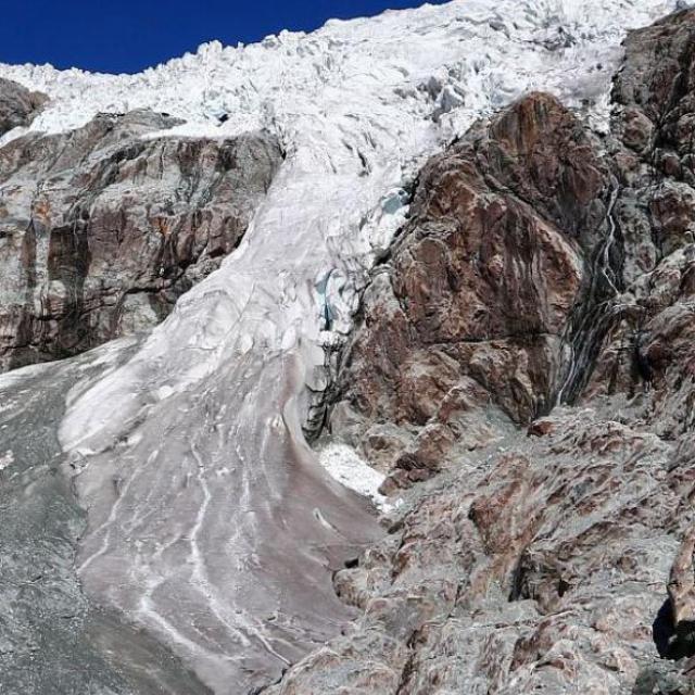 glaciers pne