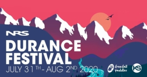 Durance festival 2020 White watersessions